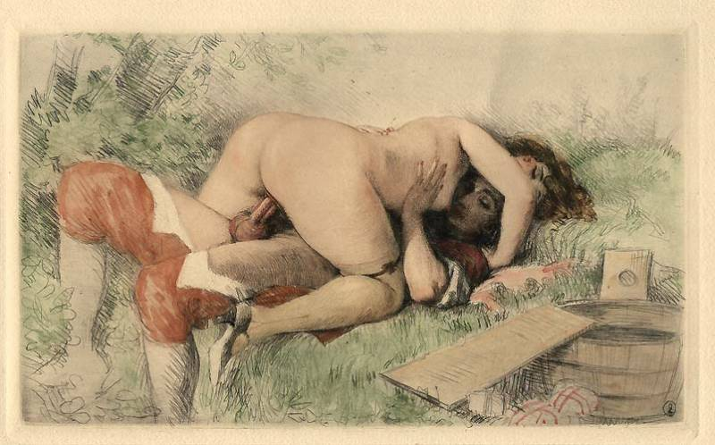 женшина порно картина старий