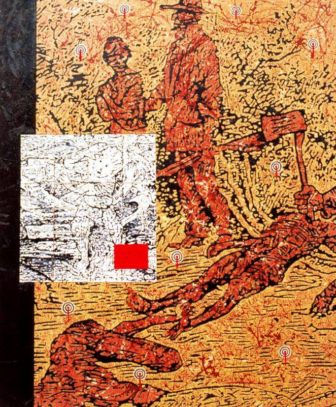 artist information gordon bennett