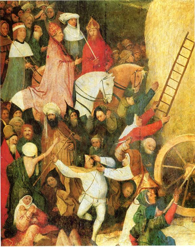 hieronymus bosch Hieronymus harry bosch (b 1950) is the son of margerie lowe and j michael haller, the half-brother of mickey haller, the ex-husband of eleanor wish, the uncle of hayley haller, and the father of madeline bosch.