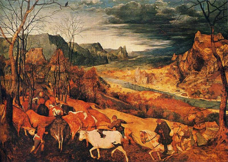 a biographer of peter bruegel the elder a painter Pieter bruegel the elder: artist the painter pieter breughel is mainly known as a chronicler of everyday life in the flemish countryside with paintings.