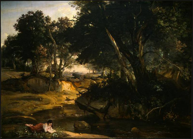 a biography of jean baptiste camille corot a landscape painter Jean baptiste corot paintings jean baptiste corot biography why jean baptiste corot french painter and leader of the barbizon school.