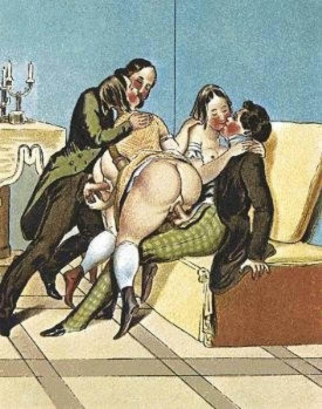 История порнографии: Восемь шагов от Древней Азии до интернета. 1 Сообщени