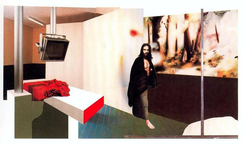 richard hamilton artist analysis 608 september 2007 • cxlix • the burlington magazine 15 catalogue for the exhibition this is tomorrow, whitechapel art gallery, 1956, showing two-page spread designed by richard hamilton.
