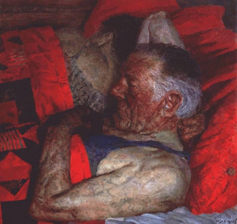 Zbirka slika - Page 6 Korzhev-old-wounds-1967-artfond