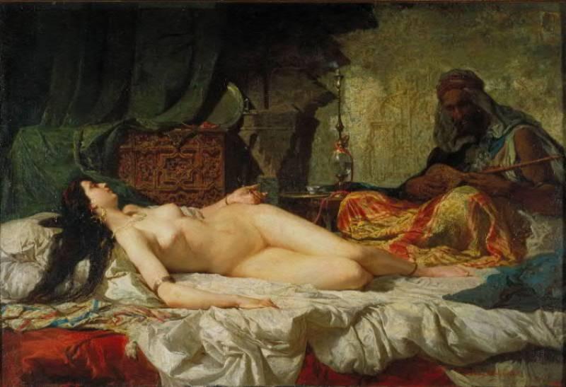 Картины живописи сексуальной жизни