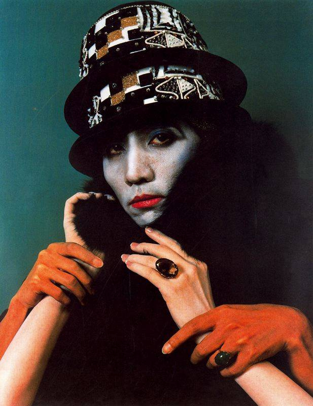 yasumasa morimura and marcel duchamp appropriations