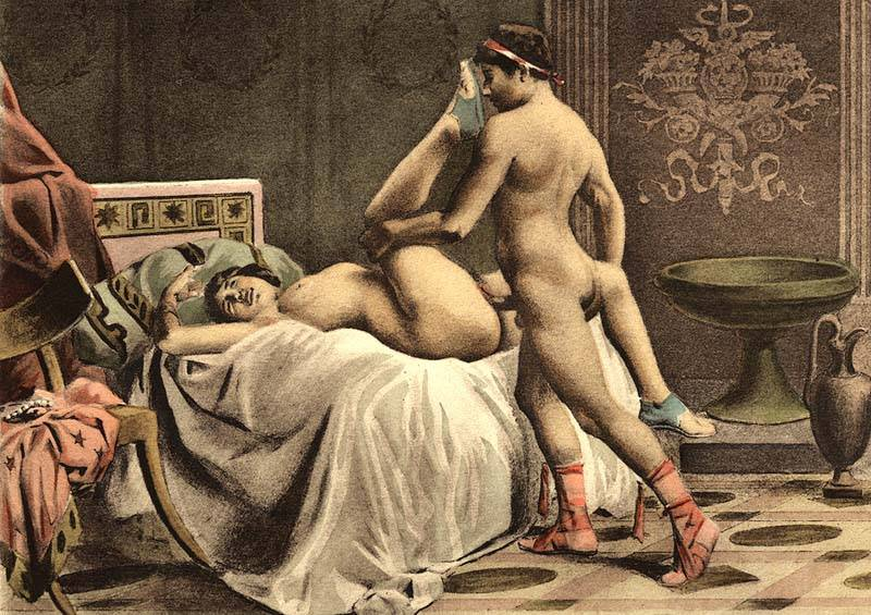 Картина о секса