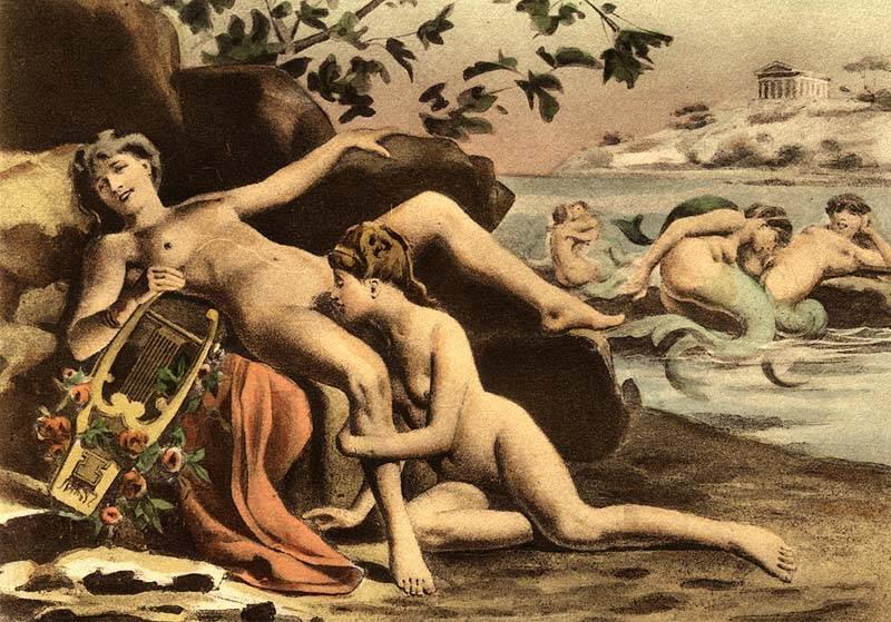 картины английских художников в стиле секса-нш3