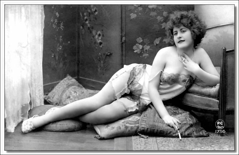 Самая старая проститутка франции