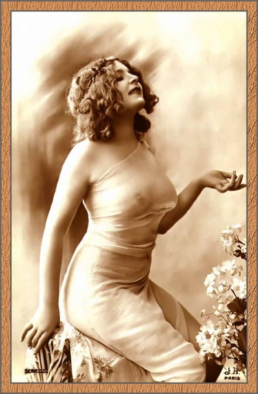 Эротика 19-го века.