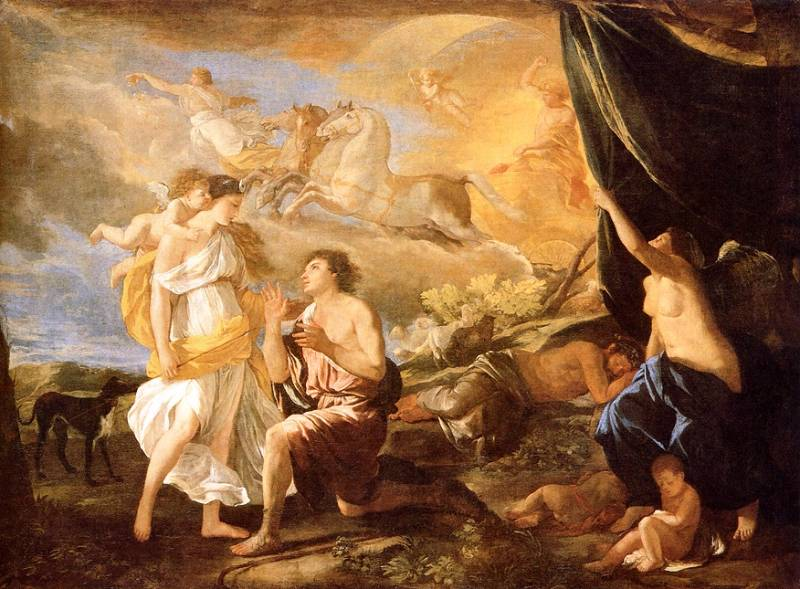 an analysis of the classical art of nicolas poussin A very short history of poussin which draws upon my book about nicolas poussin of poussin interpretation is to link analysis to changes in art historical.