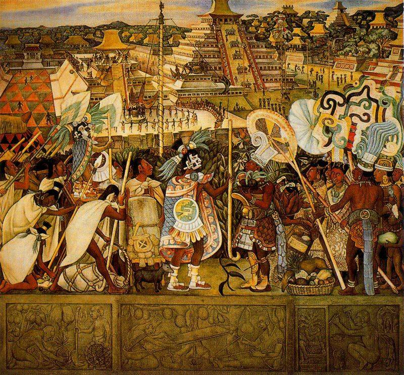 an introduction to the life of diego rivera a muralist painter Diego rivera is mostly famous for his controversial mural for the rockefeller family and for being the husband of frida kahlo yet in his times.