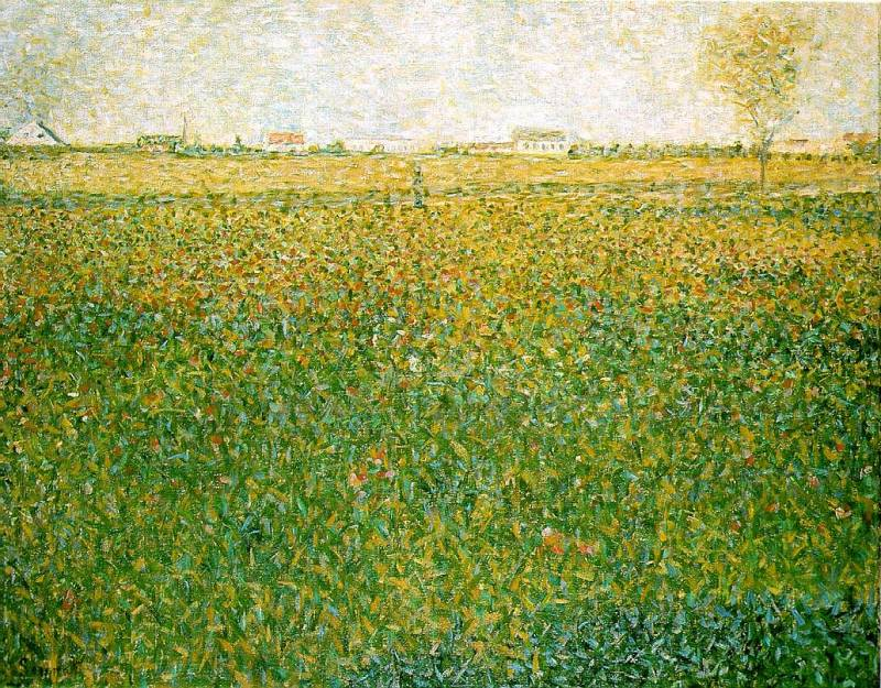 a biography of georges seurat a painter Georges seurat's youth georges pierre seurat was born on 2 december 1859 in paris his father, chrysostome-antoine seurat, had been a legal official in la villette.