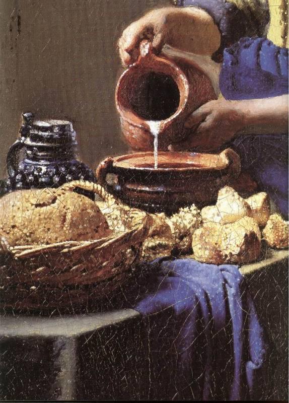 Vermeer, Johannes (Вермер Йоханнес) База художников купить картину (репродукцию) на холсте производство репродукций картин копии