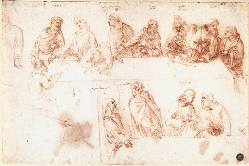 a comparison of the works of leonardo da vinci and michelangelo
